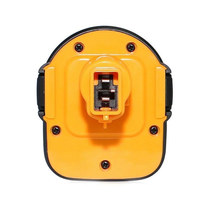 1 PC Drill Battery 12V 2000mAh Ni-CD Battery for Dewalt 52250-27 DC9071 DE9037 DE9071 DW9072 DE9075 DE9501 DW9071 DW9072 VHJ95T5<br>