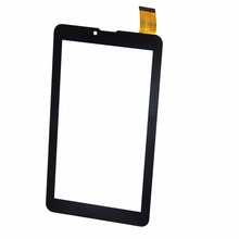 New 7 Inch Black/White Touch Screen for Supra M625G M722G M723G M725G M727G Glass Panel Sensor Digitizer Replacement 186*104mm