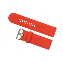 New Watchbands For Garmin Vivoactive HR Sport GPS Watch 8 Colors Silicone Watch Band Strap w/Tools Pins  P10