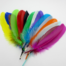 Lucia crafts!15-22cm Angel wings Feather wedding home party Decoration Feathers 077011(2)(China)