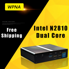 WPNA Nettop N1 intel quad core N2810 HD Graphics 8GB 256GB SSD WIFI mini pc windows Computer office(China)