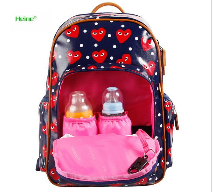 Large Capacity OL Brand Maternity Backpack Baby Bags Diaper Backpack Travel Multifunctional Mother Nappy Backpack Maternidade<br>