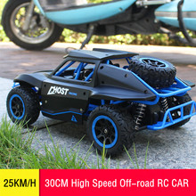 Buy 1/18 RC Car High Speed Off-road Drift Buggy 2.4GHz Radio Remote Control Racing Car Model Rock Crawler Vehicle Toys Kids Boy for $48.29 in AliExpress store