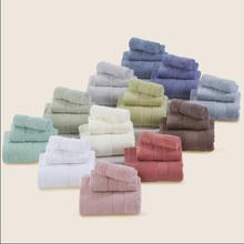 New Solid 12 Color 100%Cotton Towel 3Pcs/Set Bath Hand Face Beach towels embroidery hotel home adult gift wholesale FG767(China)