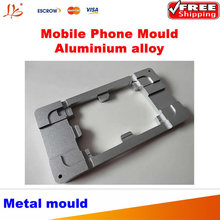 Mobile repair mould Aluminium alloy metal mould holder for screen fix for IPhone 4, IPhone 5, Samsung Galaxy S1, S2, S3, S4,etc(China)