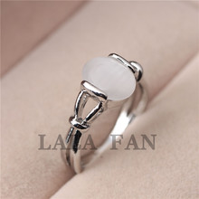 Moonstone Ring Vampire Twlight Bella Love Ring 049JZ(China)