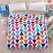 Soft flannel fashion brand trend blankets throw Air conditioning Travel Plaids Hot Limited Battaniye full queen king bedding rug