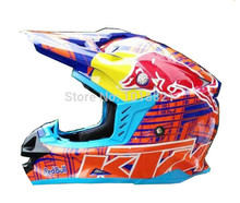 2016 KTM ATV Motocross Helmet Professional Full Face Racing Helmets Men Off-Road Capacete Moto Casco ECE Approval