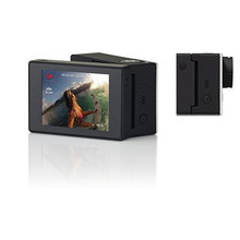 Gopro Accessories LCD Bacpac Display Screen External Screen Mount For Go pro hero 3+ 3 Sport camera GP115(China)