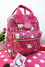 New Cute Hello Kitty Backpack Bag School Bag Purse yey-3303