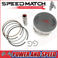 YINXIANG YX 160cc Engine Parts 60mm Piston 13mm Ring Set for Dirt Bike Motorcycle