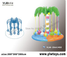 children playground equipment,kids soft toys,electric tree for amusement playground park