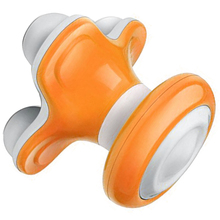Best Sale Mini Electric Massager Triangle massager orange