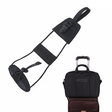 Top Grand Travel Luggage Suitcase Adjustable Belt Add A Bag Strap Carry On Bungee Travel Sewing 1Pc Dropship