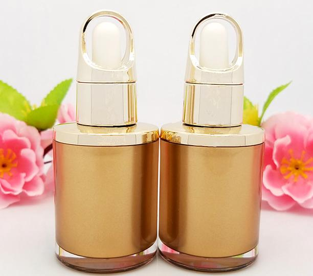2/6/10/20pcs/lot 10ml 76.4*32.4mm high-grade acrylic essential oil / perfume bottle,cosmetic packaging bottle (with dropper cap)<br><br>Aliexpress