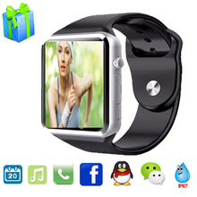 Smart Watch A1 Smart Band Wrist Watch With Camera Pedometer Wearable Clock for Apple Huawei Sony Xiaomi Samsung Mobile Phone