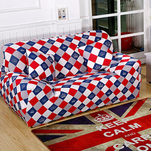 Stretch Chaise Sofa Cover Elasticity Flexible Printed Couch Loveseat Protetor Funiture Design Canape Sectional Armchair Covers