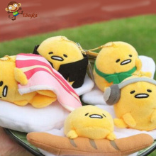1pcs Random sendWholesale-4 Inch Gudetama Egg TSUM TSUM Plush Baby Doll Toy Cartoon Mini Mame Petit Mascot Mamepuchi Gift Japan