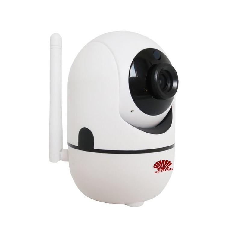 Smart WIFI Intelligent PTZ IP Camera 720/1080P HD &amp; Night Vision &amp; 2way Voice 360 degree Pan Tilt &amp; TUTK iCloud Server Storage<br>