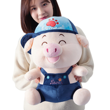 Stuffed Mcdull Giant Large Plush Pig Toys Pillow Kawaii Plush Dolls San Valentin Regalos Gift Juguetes Doll Soft Toy 50T0063(China)