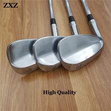 Golf Clubs Golf Wedge SM5 Men left hand Silver color golf wedges 52 56 60 loft driver fairways wood irons complete sets(China)