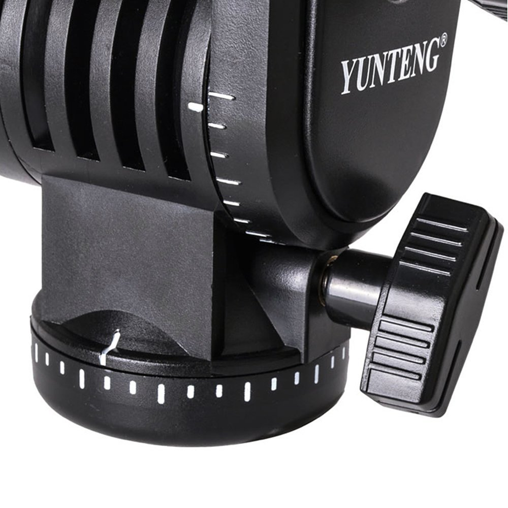 YUNTENG-YT-930-Heavy-Duty-Camera-Tripod-Ball-Head-with-2-Quick-Release-Plates-for-Canon (2)