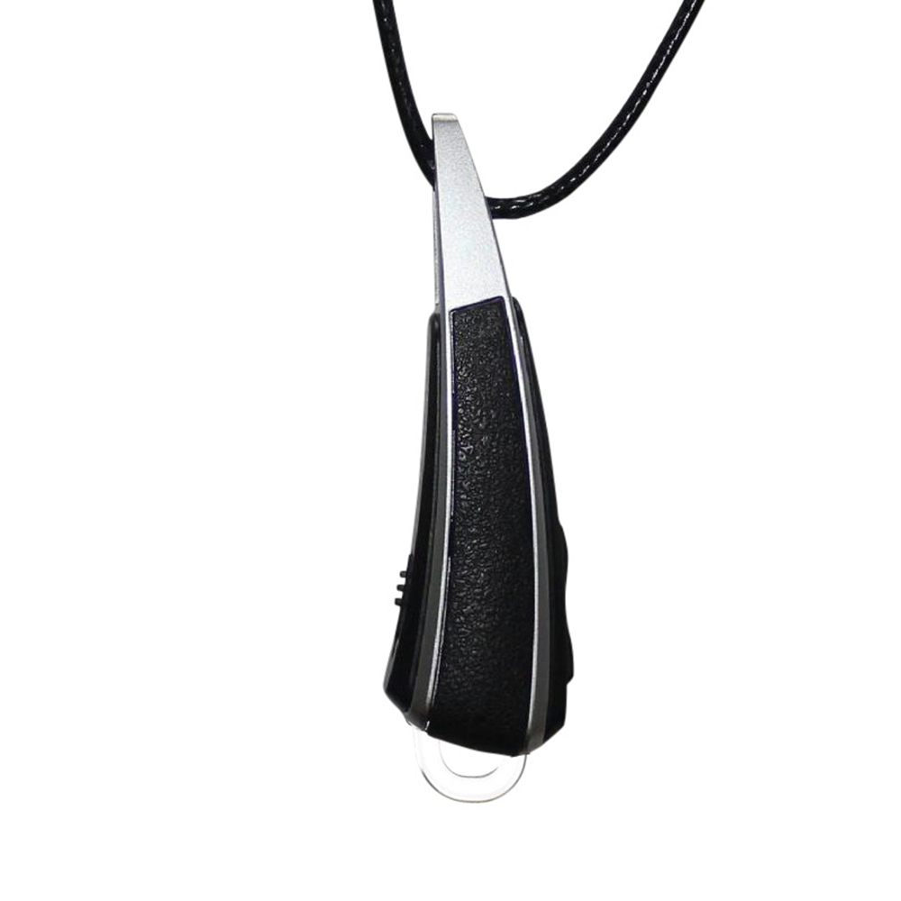 DEEPDEE Ivory Shape Wireless Bluetooth Earphone Cool Portable Suspensible Stereo Sport Headset with Microphone for Mobilephone