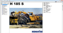 The Newest Komatsu Electronic parts catalogue Linkone 2015 (COMPLETE SET) FULL MODELS For Global market