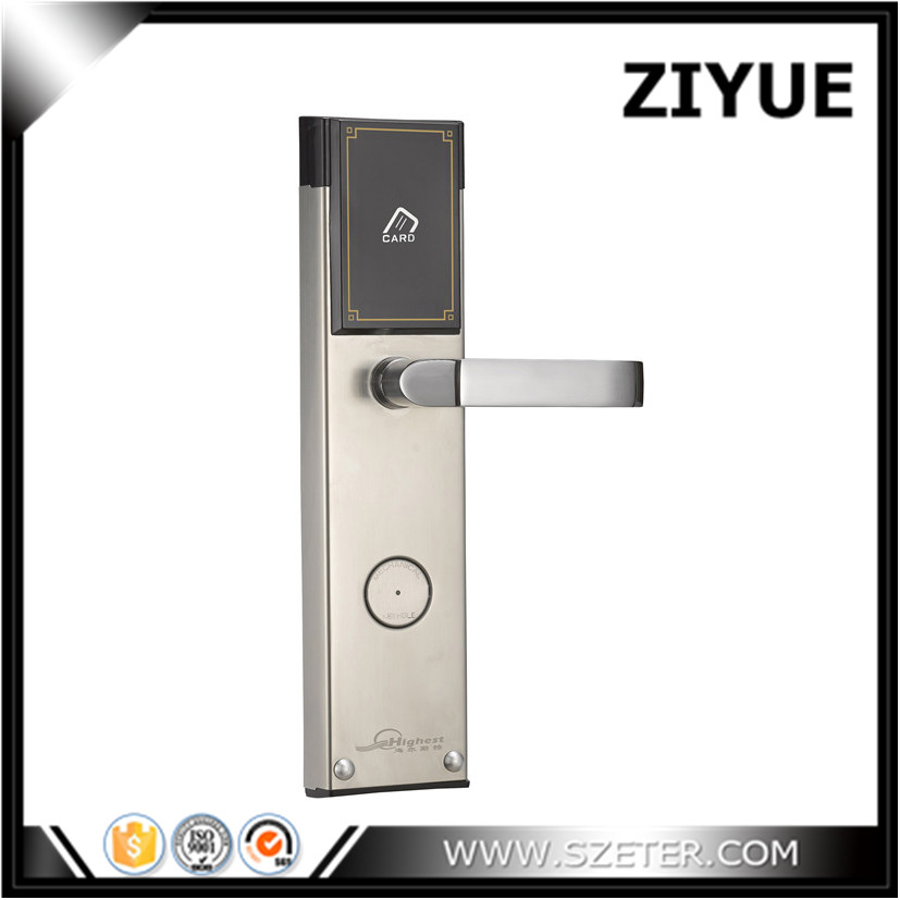 Smart Design RF Card Digital Door Lock Intelligent Hotel Lock ET610RF<br>