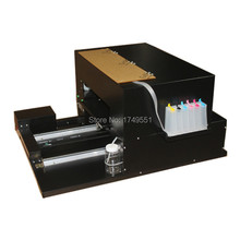 Digital DVD printer for printing CD cover