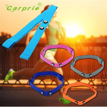 Carprie Adjustable Chest Belt Strap Band For Garmin Wahoo Polar Sport Heart Rate Monitor Hot Dropshipping 17Apr25