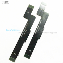 JEDX Mainboard Flex for Xiaomi Redmi Note 4 Main Board Motherboard Connect LCD Cable Spare Parts Mobile Phone Housings(China)