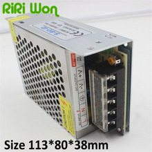 RIRi Won  60W DC12V 5A LED Transformer Driver Small Volume Single 12 volt Output Switching led power supply for LED Strip light