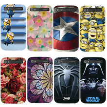 Case For Blackberry Classic Q20 Cover Beautiful Design Original Plastic Printed Cartoon Phone Case Printing Drawin Phone Cases