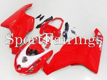 Fairings For Ducati Biposto 999 749 999s 749s 03 04 2003 2004 Motorcycle ABS Plastics Full Fairing Kits Moto Cowling Red White