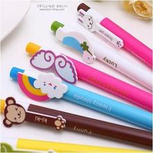 2017 Shoes Kawaii Office Stationery Ball-point Pen For Student Cartoon Animal Ballpoint Pens Products Supplier 20pcs/lot Arc21