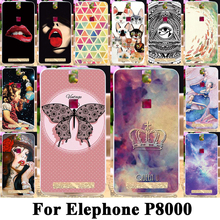 Buy Taoyunxi Silicone Phone Cover Case Elephone P8000 5.5 inch Bag Shell Cover Skin Elephone P8000 Flexible Back Cases for $1.62 in AliExpress store