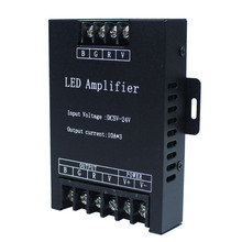 DC5-24V 30A Led RGB Amplifier Controller Signal Repeater 360W for 3528 /5050 RGB Led strip light