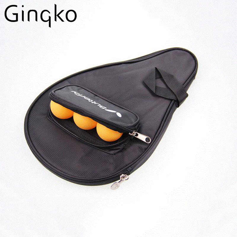 2017 Ginko ping-pong Bags Sports Bags Table Tennis Team Training Kit Group Training Bag for Athletes Match Tram(China (Mainland))