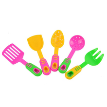 MACH 17pcs Play House Toys Small Kitchenware Simulation Kitchen Utensils Toy(China)