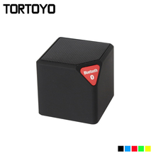 Mini X3 Portable Outdoor Sports Wireless Bluetooth Speaker VS Colorful LED Light Stereo Subwoofer Handsfree TF Card FM Radio Aux(China)