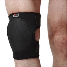 High Quality 1 Piece Breathable Basketball Volleyball Football Sports Kneepad Honeycomb Pad Bumper Tight Vecro Knee Protector
