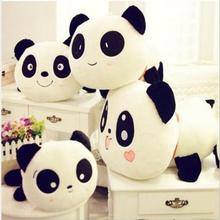 30cm Giant Panda Pillow Mini Plush Toys Stuffed Animal Toy Doll Pillow Plush Bolster Doll Valentine's Day Gift Kids Gift(China)