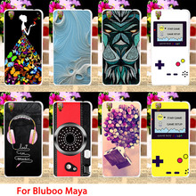 TAOYUNXI Soft TPU Phone Cases For Bluboo Maya 5.5 inch Case Cool Camera Cute Smartphone Back Covers Sheaths Skins Shields Hoods(China)