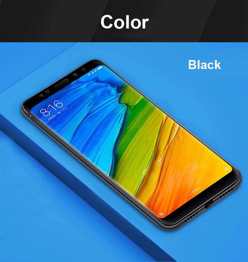TOMKAS For Xiaomi Redmi 5 5 Plus Glass Screen Protector 9H Hardness Scratch Proof For Xiomi Redmi 5 5 Plus Note 5 Tempered Glass