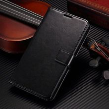 Vintage PU Leather Case for SONY Xperia C S39H C2305 C 2305 2305 Luxury Wallet with Flip Stand Style Phone Bag Cover Black Brown