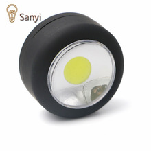 Sanyi Pocket Mini Portable LED Lightweight Lanterns Waterproof flashlight torch For Emergencies Outages Magnet Hanging Lamp(China)