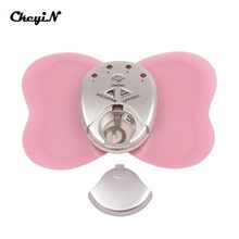 Mini Electronic Slimming Vibration FitnessLose Weight Butterfly Massager For Body Shoulder Back Waist AM013-5657