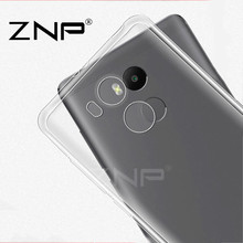 ZNP Ultra Thin Soft transparent TPU Case For Xiaomi Redmi Note 4 4X Pro silicone Case Cover For Redmi 4X 4 pro 4A Phone Bag Case(China)
