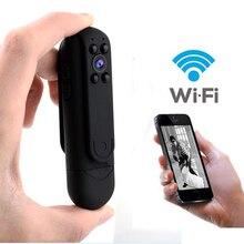 HD 1080 P ночного видения Мини-Камера wifi с Wifi Камеры